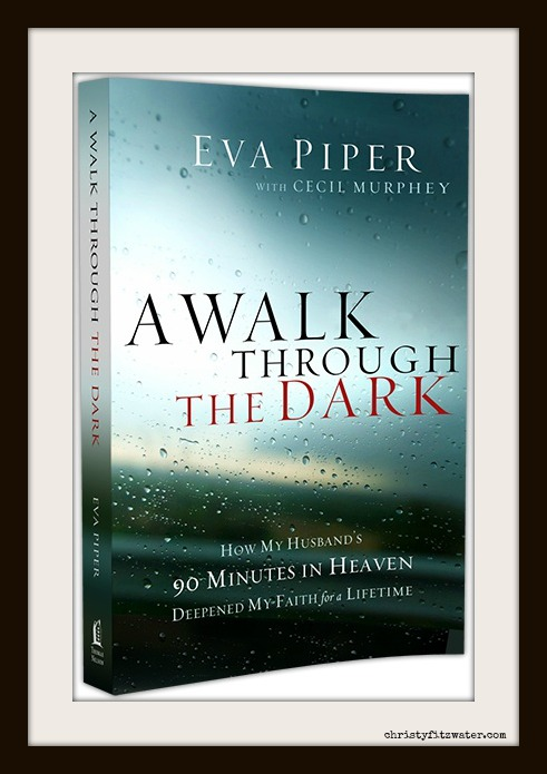 Eva Piper speaks on joy.  -christyfitzwater.com