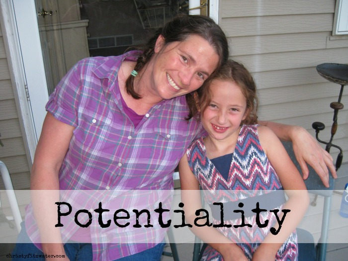 You are a bundle of potential this week. -christyfitzwater.com