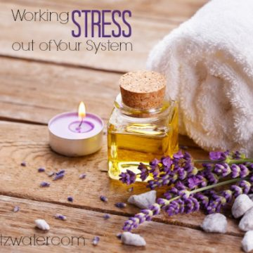 Working Stress out of Your System -christyfitzwater.com