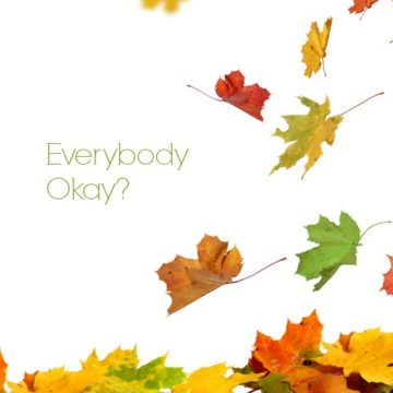 Everybody Okay? -christyfitzwater.com