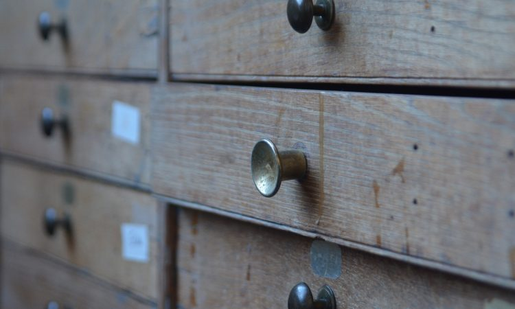 How Do You Archive Part of Your Life? -christyfitzwater.com